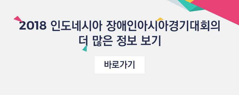 장애인아시아경기대회 역사소개