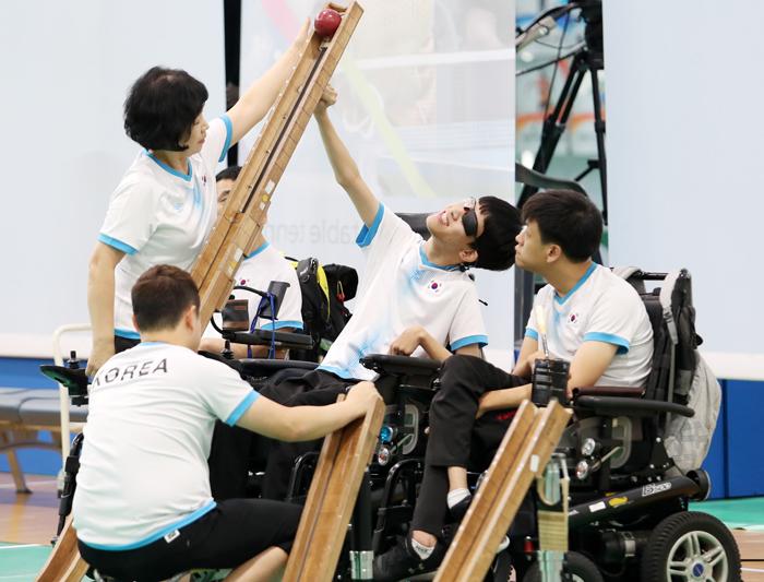 대한민국 선수단, 2018 인도네시아 APG 종합순위 3위를 목표로!
