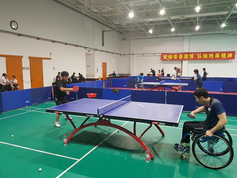 2018 인도네시아 장애인아시아경기대회 남북 단일팀 출전