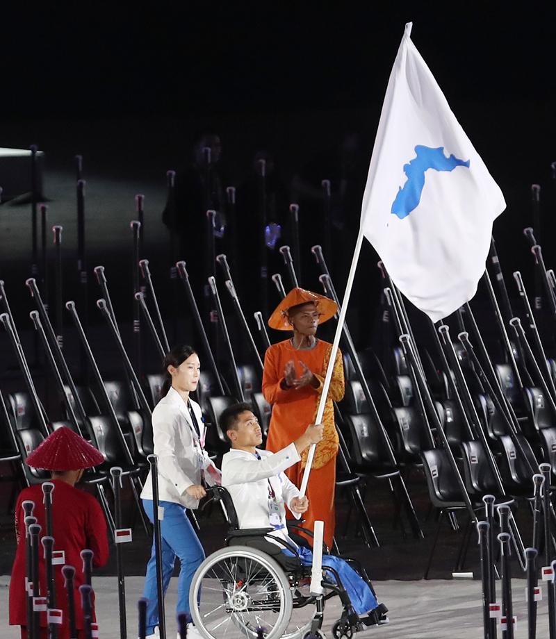 2018 인도네시아 장애인아시아경기대회 개막