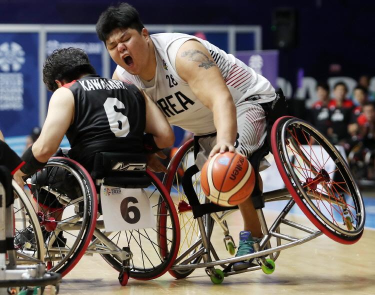 2018 인도네시아 장애인아시아경기대회 대한민국 종합순위 2위에 올라!