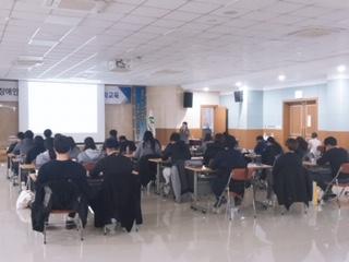 충북장애인체육회, 역량강화교육 시행