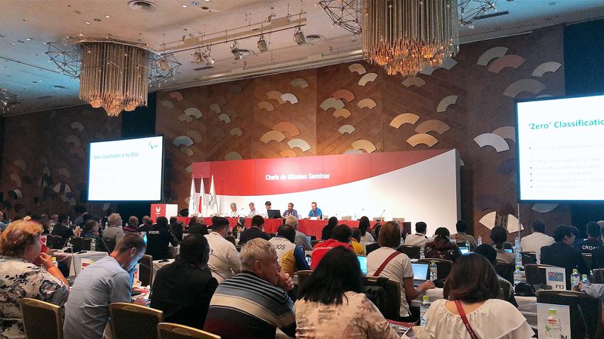 2020 도쿄 패럴림픽 1년 앞으로, 조직위 패럴림픽 메달 공개